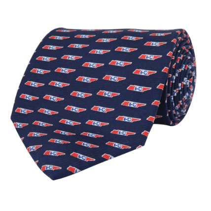 TN Traditional Navy Tie